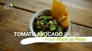 Tomato-Avocado Salsa