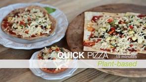Quick Personal Pizza