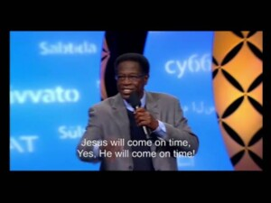 Jesus Will Come on Time