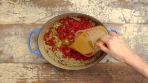 Easy Lentil Vegetable Soup Recipe
