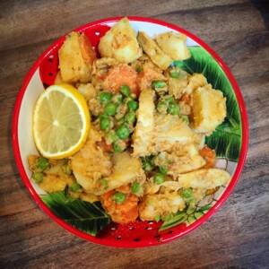 Vegan Potato Curry | Vegan Recipes | Vegan Cooking | sweetlancey.com